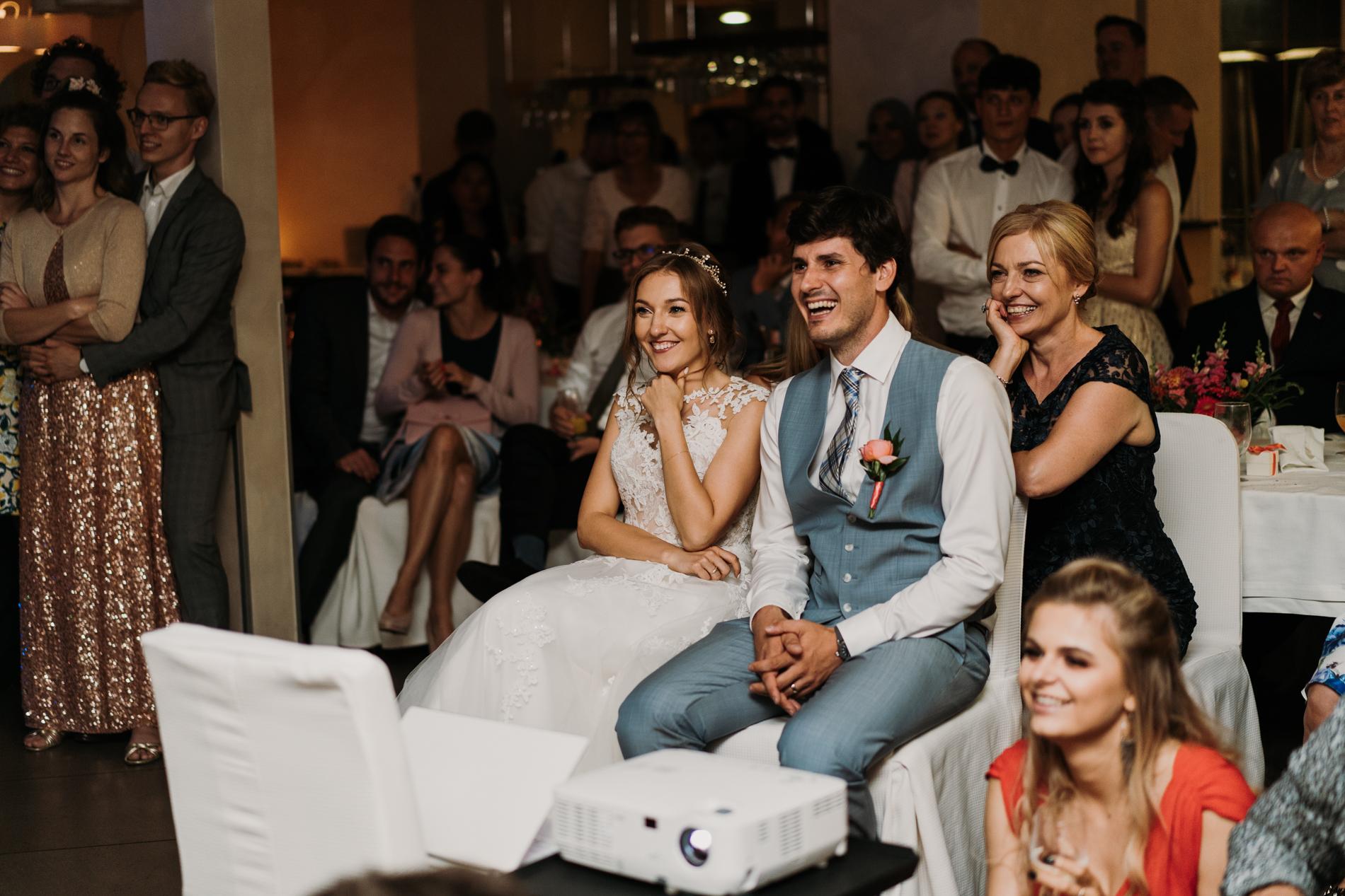 międzynarodowe wesele
