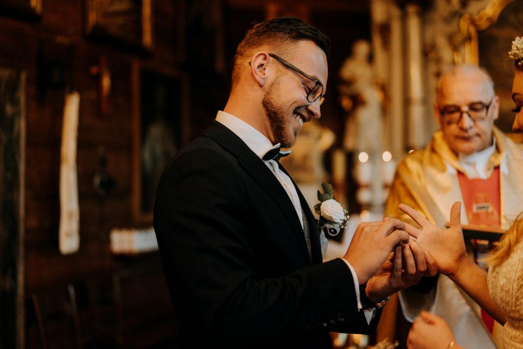 ślub w kościele w istebnej