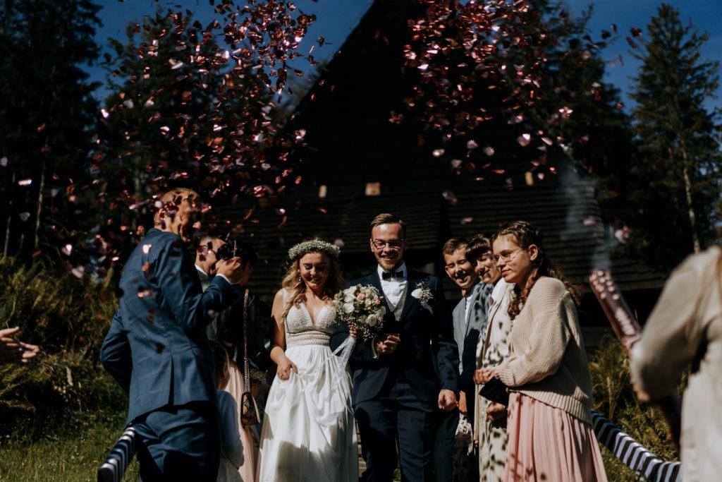 ślub w istebnej