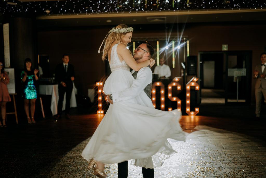 wesele w złotym groniu